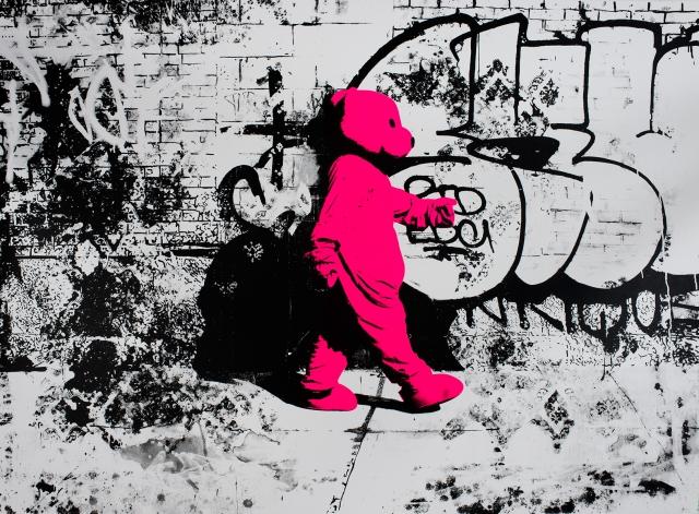 Pink Bear London