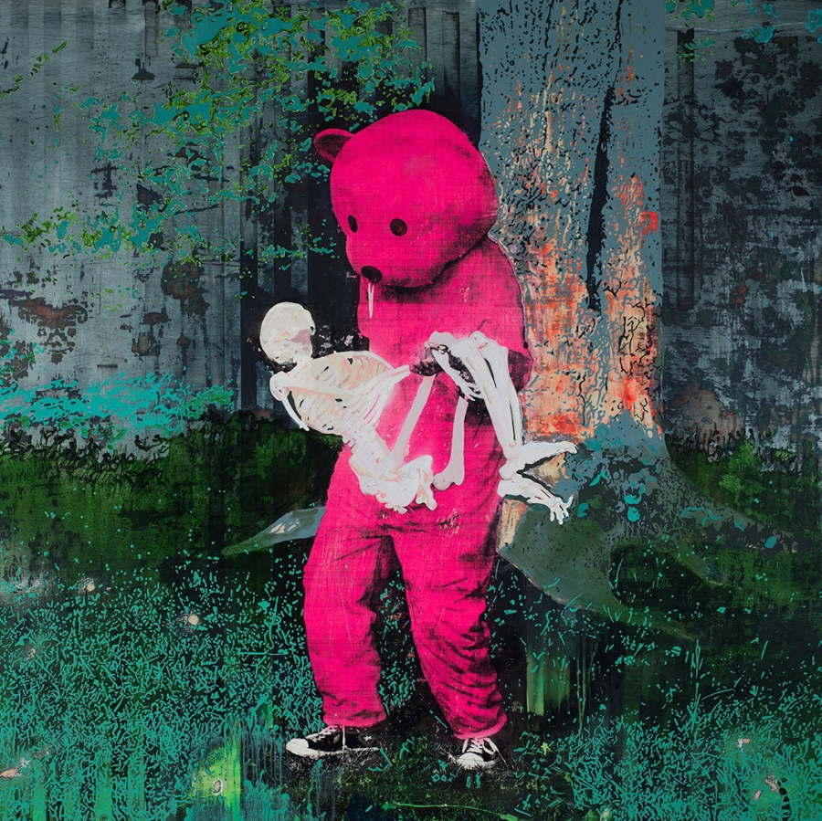 Fail Guard - Paul Robinson'ss Pink Bear Painting